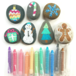 Christmas Keepsake Stones – A Sweet & Simple Handmade Gift Idea