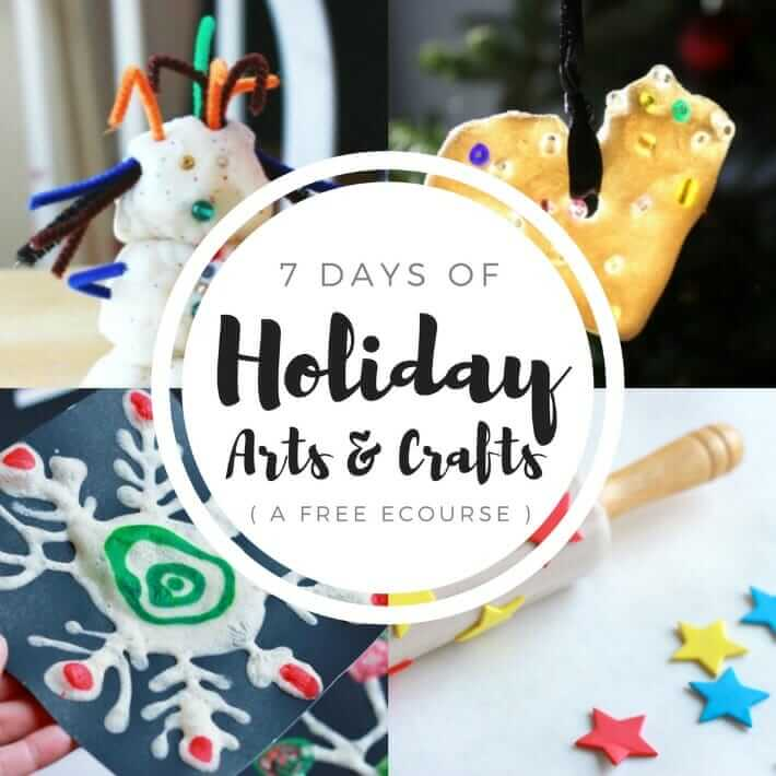 Free Holiday Arts and Crafts Course