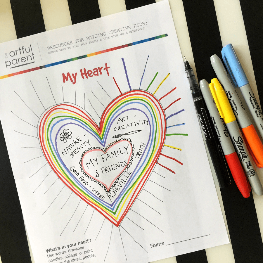 Valentine Activity Printable