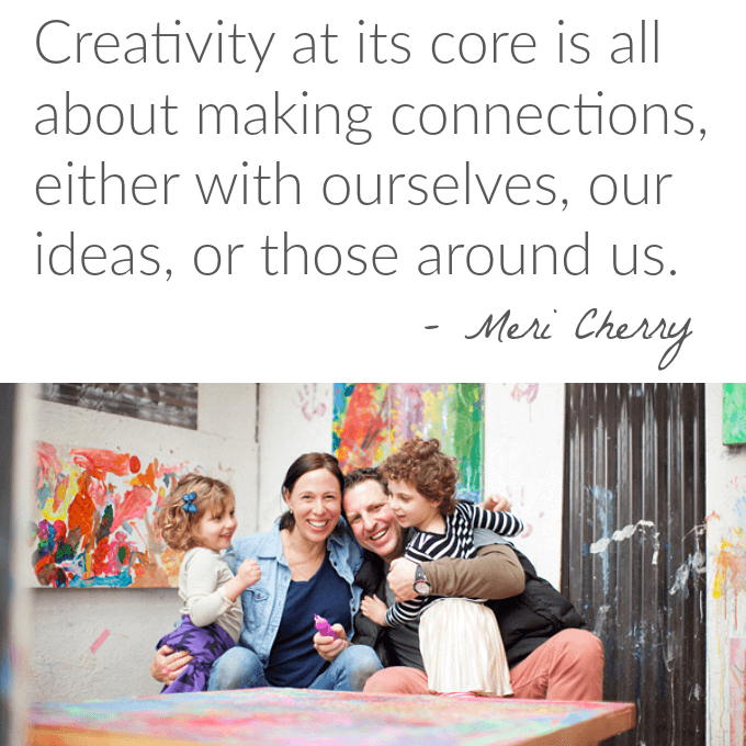 Creative Connection - Meri Cherry