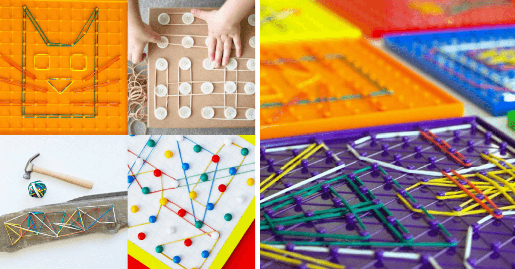 21 Geoboard Activities for Kids - The Ultimate Guide