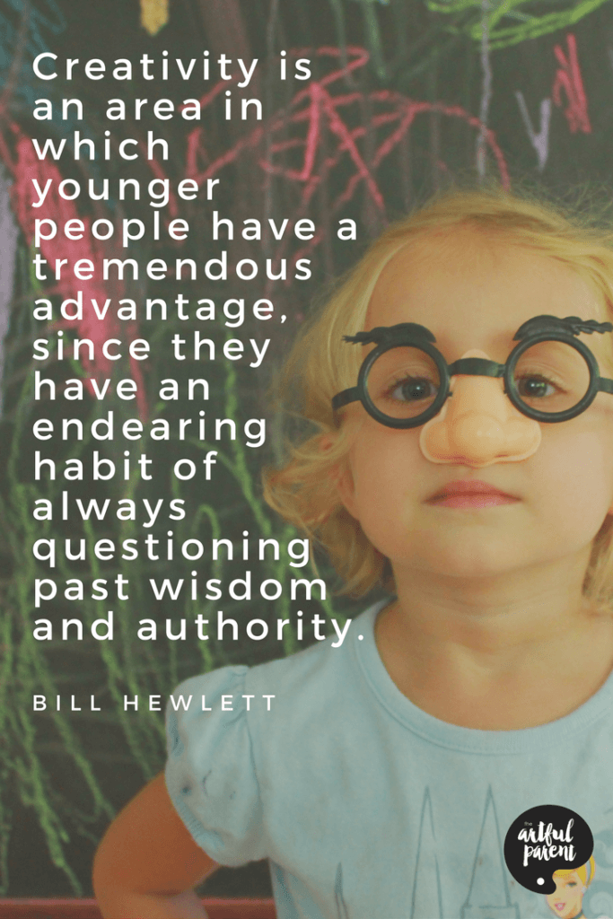 Creativity Quote by Bill Hewlett