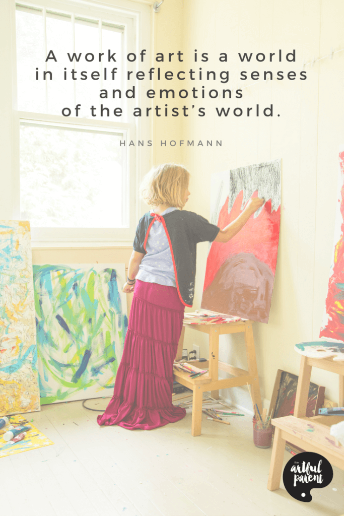 Creativity Quote by Hans Hofmann