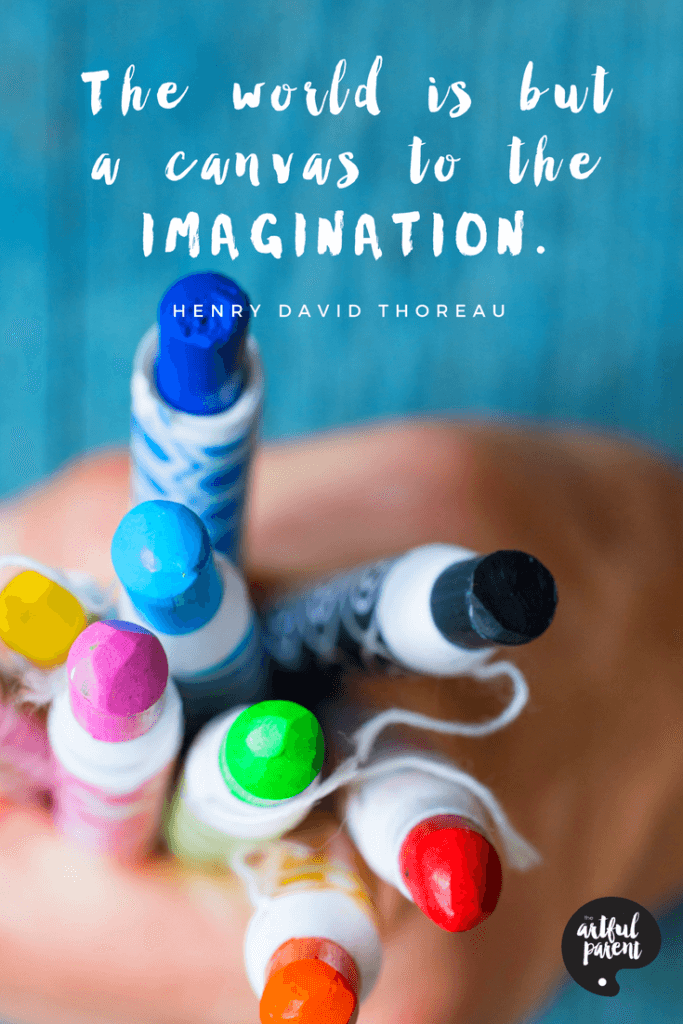 Creativity Quote by Henry David Thoreau