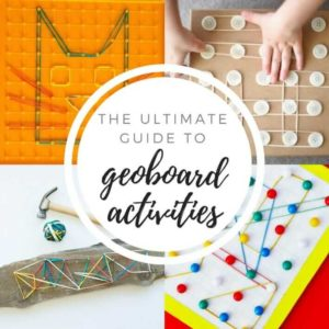 21 Geoboard Activities and Ideas for Kids (The Ultimate Guide!)