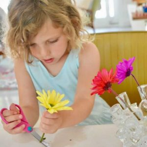 An Invitation to Create with Flowers