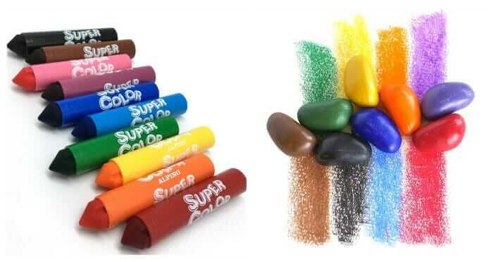 Kids Art Supplies by Stubby Pencil Studio