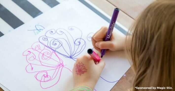 11 Marker Art Ideas for Kids