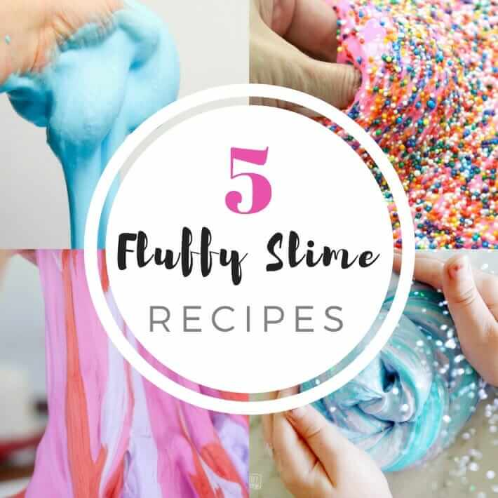 5 extra fun fluffy slime recipes to try sprinkles unicorns 5 fun fluffy slime recipes for kids ccuart