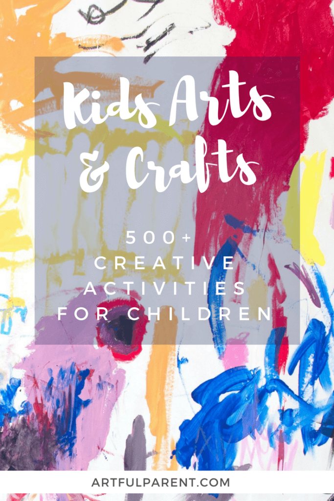 kids arts and crafts activities a directory of 500 fun creative