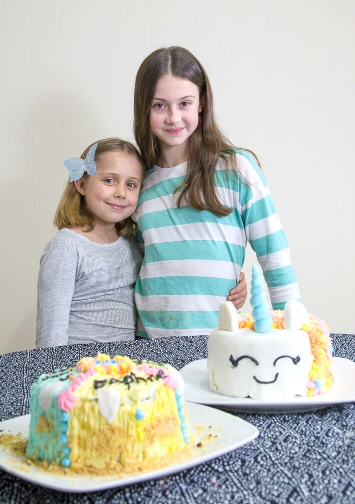 Kids Cake Decorating Fun - Tips and Ideas for Different Ages