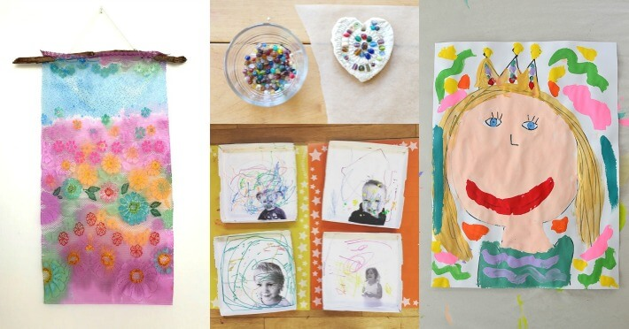 31 Mother S Day Projects For Kids Gifts Activities And More