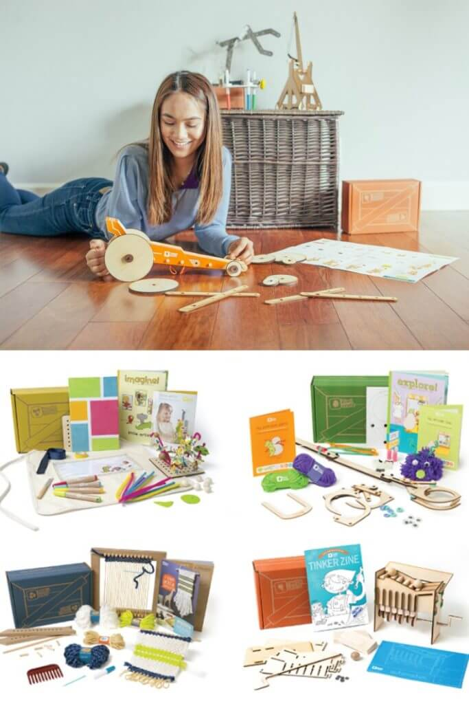 KiwiCo Activity Kits for Kids
