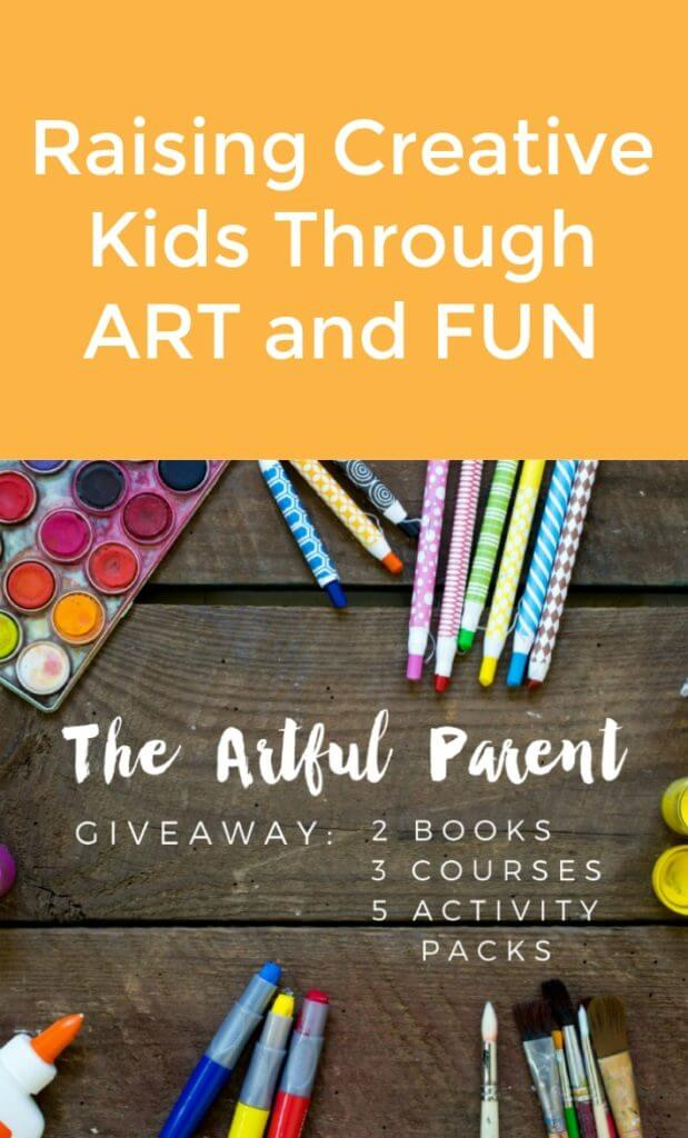 Artful Parent Books and Courses (+ Summer Giveaway)