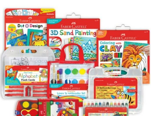 Faber Castell Art Supplies for Kids Featured Image