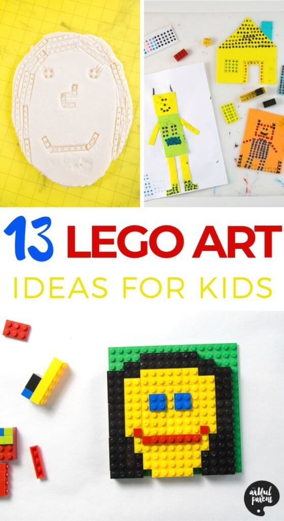 13 Awesome LEGO Art Ideas for Kids (Fun & Creative!)