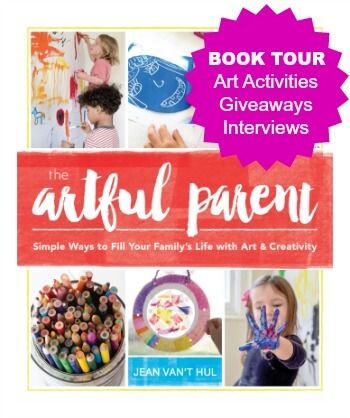 Virtual Book Tour for the New Artful Parent Book