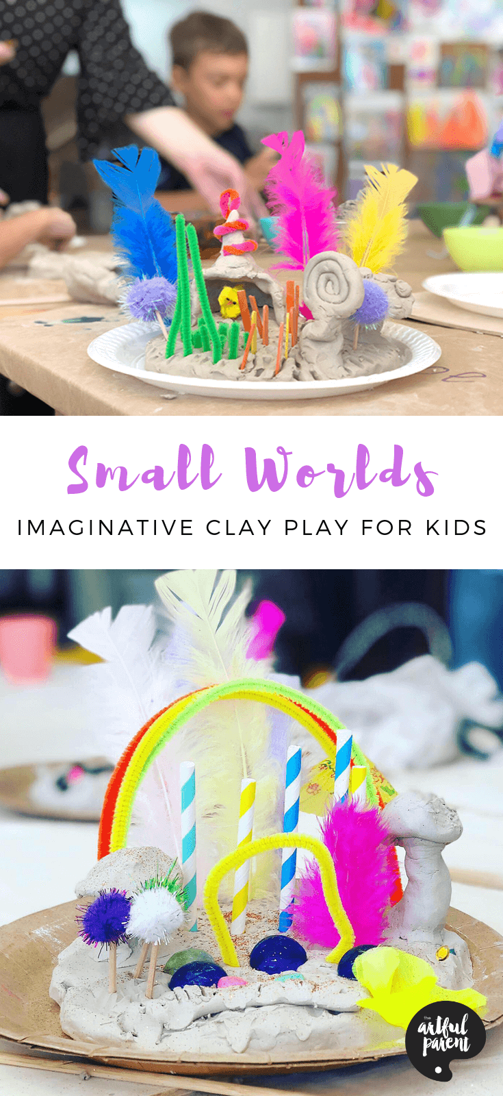 Try these Creative Small World Play Ideas for Kids