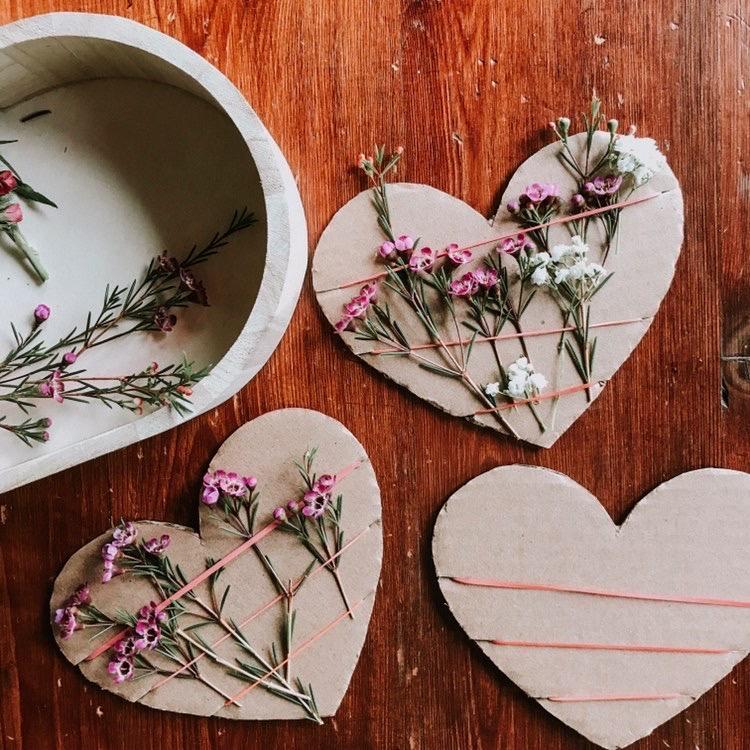 Nature Heart Valentine_Littlepinelearners