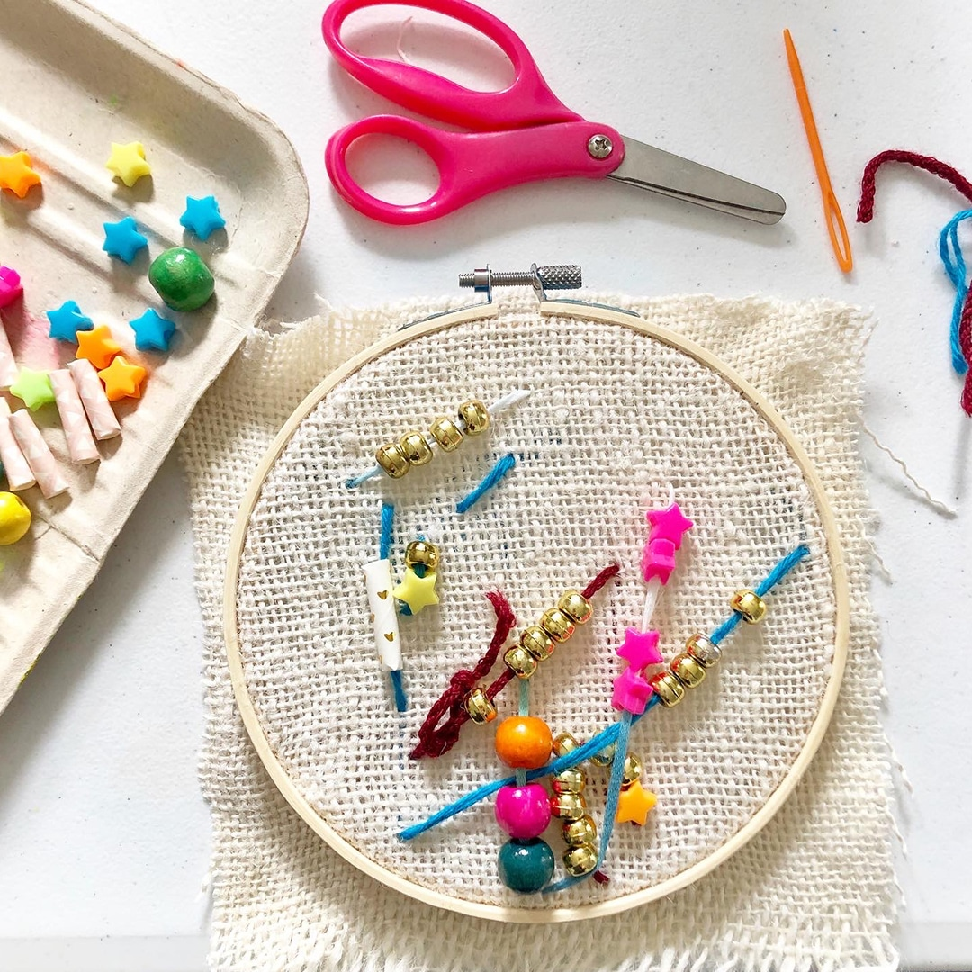 Simple-embroidery-for-kids